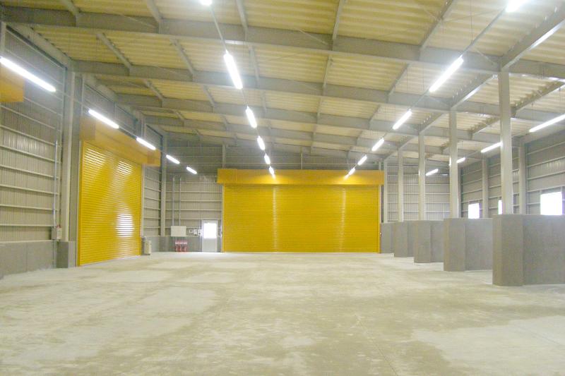 家畜改良センター岩手牧場 飼料調製施設新築工事