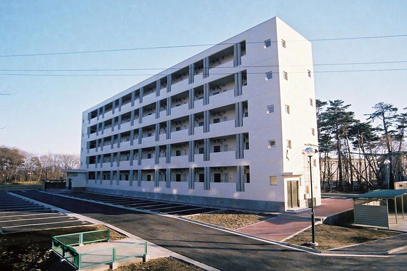 厨川住宅(4号棟)建設工事