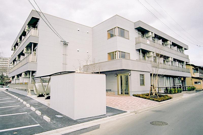 マンション平野新築工事