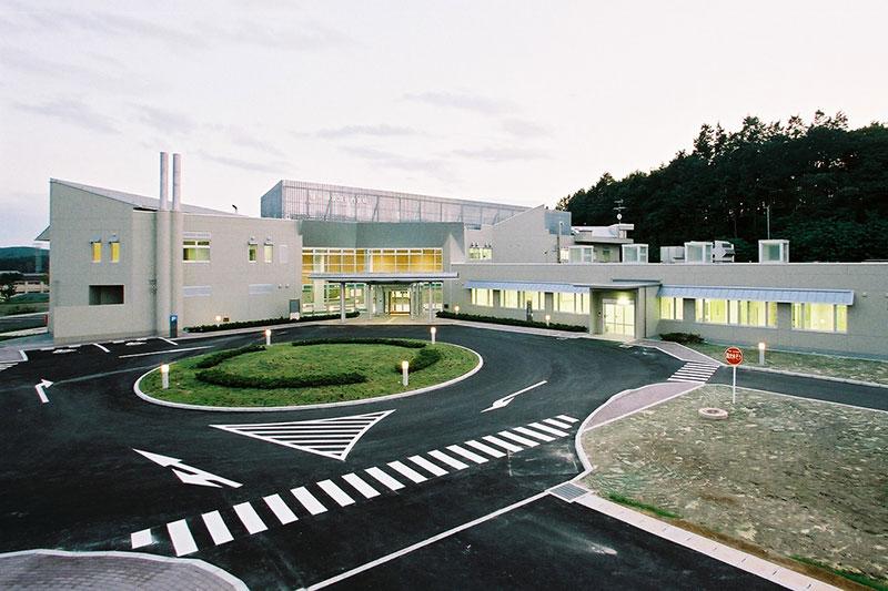 岩手県立沼宮内病院新築(建築)工事