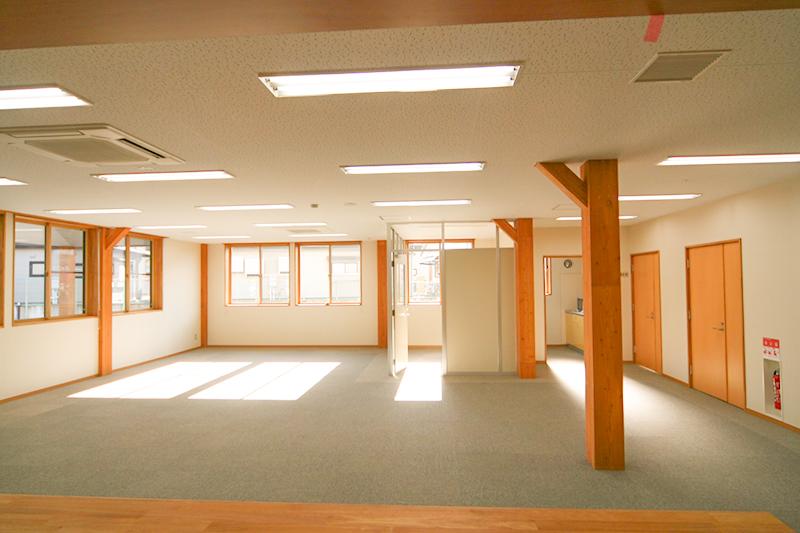 「生長の家岩手県教化部会館」新築工事