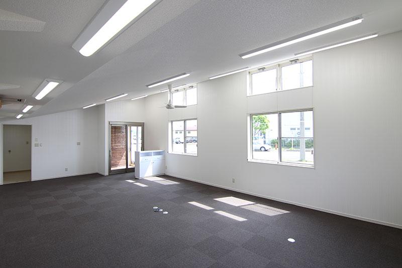 (有)システムファニチャー様 社屋新築工事