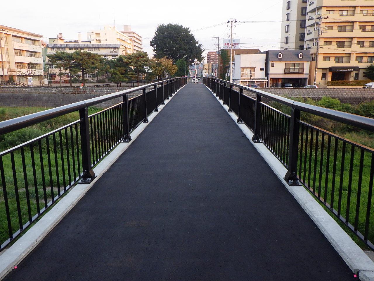 毘沙門橋 橋梁補修工事