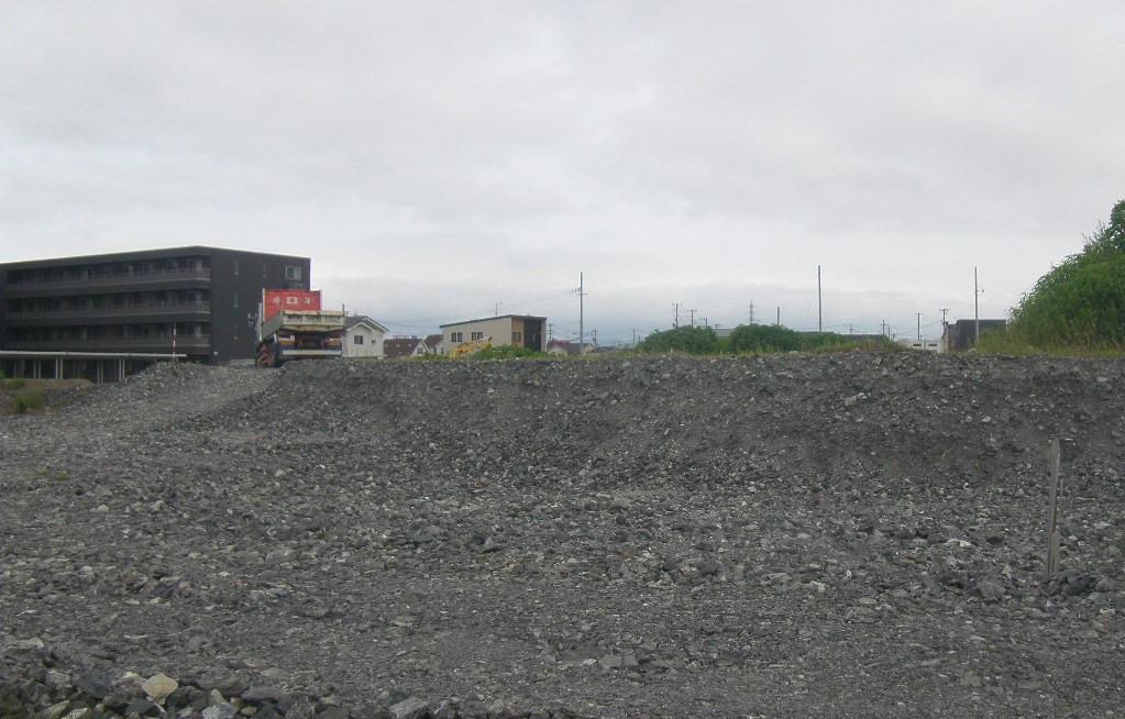 道明地区区画道路外整備工事