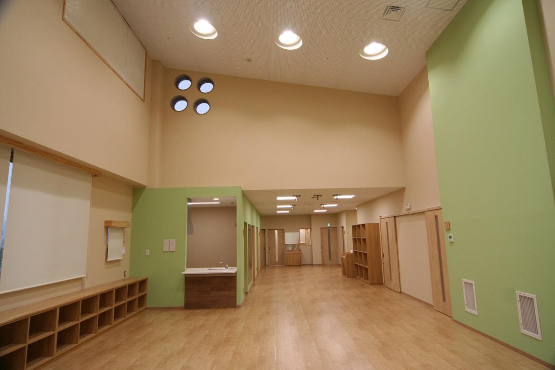 福祉型障害児入所施設・障害者支援施設(盛岡地区)改築(建築)工事