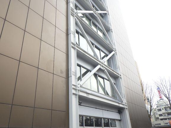 盛岡地区合同庁舎耐震改修工事